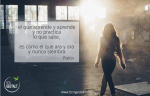 platón terapia gestalt barcelona bcn gestalt