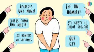 educación machista, represión emocional, gestalt, barcelona, terapia